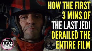 Download How the First 3 Mins of The Last Jedi derailed the entire film Video