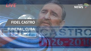 Download Fidel Castro Funeral: 04 December 2016 (Preview) Video