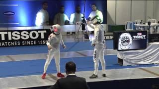 Download Fencing FIE GP, Havana, 2016, ladies' foil highlights Video