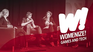 Download A Focus on Female Founding | Womenize! Games and Tech 2018 Video