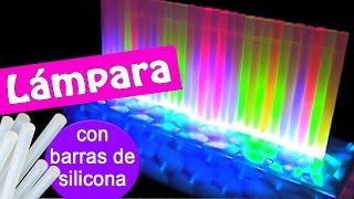 Download Manualidades: LAMPARA de LEDS con barras de silicona! - Innova Manualidades Video