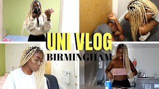 Download UNI VLOG | I CAN'T COOK OR MAKE A BED!!! + FRESHERS WEEK Video