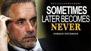 Download BREAK THE BAD HABITS - Jordan Peterson's Inspiring Speech Video