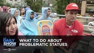 Download What to Do About Problematic Statues - The Daily Show Video