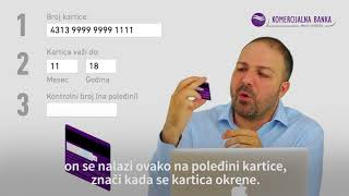 Download Kako se plaća karticom na Internetu? - Lekcija 2 Video