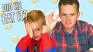 Download SURPRISING MARSHMALLOW TEST! Our Two Kids Tested... 😅 Video