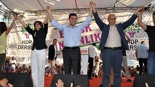 Download Turkey's Kurdish HDP needs ten percent of votes or won't have a voice Video