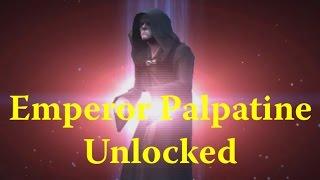 Download Star Wars: Galaxy Of Heroes - Emperor's Demise Palpatine Unlocked Video
