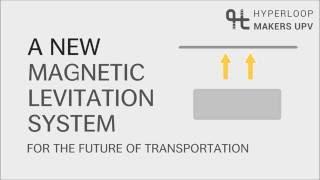 Download Hyperloop UPV - Levitation System Explained Video