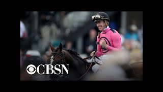 Download War of Will wins 144th Preakness Stakes Video