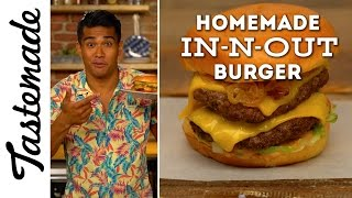 Download Homemade In-N-Out Burger | The Tastemakers-Jordan Andino Video