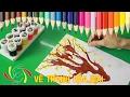 Download [Dạy Bé vẽ] - Vẽ cây Mai ngày tết cực đơn giản Video