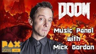 Download Doom Music Panel with Mick Gordan - PAX AUS 2016 Video