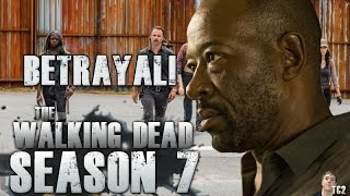 Download The Walking Dead Season 7 - A Major Character Will Betray the Survivors Says Lennie James! Video