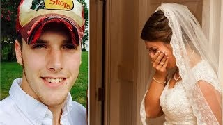 Download Minutes Before Wedding, Bride Grabs Groom's Shaky Hand, Realizes Truth About Man She's Marrying Video