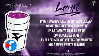 Download LEAN - Superiority x Towy x Osquel x Beltito x Sammy x Falsetto Video