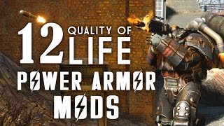 Download 12 Quality of Life Power Armor Mods for Fallout 4 Video