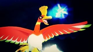 Download Pokemon Sun and Moon Wi-Fi Battle: Ho-Oh Sacred Fire When I Spit! (1080p) Video