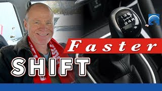 Download Shift Faster | How to Drive a Manual Car Smarter & More Efficiently Video