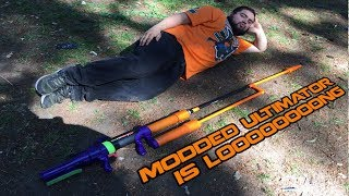 Download Ultimator NERF Mod that's WAY TOO LONG. Video