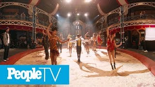 Download 'Come Alive' With The Greatest Showman: 360 Rehearsal With Hugh Jackman, Zac Efron & More | PeopleTV Video