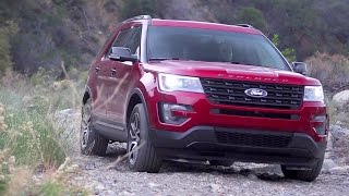Download 2016 Ford Explorer - Review and Road Test Video