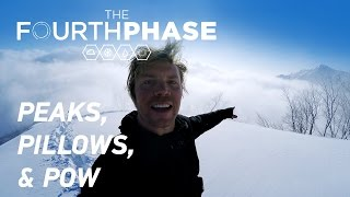 Download GoPro: The Fourth Phase with Travis Rice - Ep. 3 JAPAN: Peaks, Pillows & Pow Video