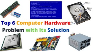 Download Top 6 Computer Hardware Problems With It's Solution - [Hindi] - Tricks Guru Video