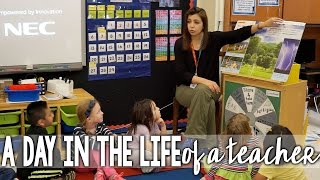 Download A Day in the Life of a Teacher Video
