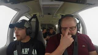 Download Baron 58: Flying to Austin Texas IFR Video