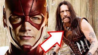 Download New Villain Announcements Breakdown! - The Flash Season 4 Video