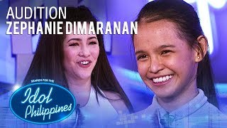 Download Zephanie Dimaranan - Forever's Not Enough   Idol Philippines Auditions 2019 Video