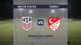 Download 2016 Nike Friendlies: U-17 MNT vs. Turkey Video