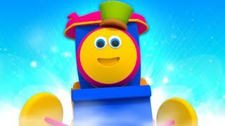 Download Bob The Train   Nursery Rhymes   Kids Show   Cartoon Videos For Toddlers Video
