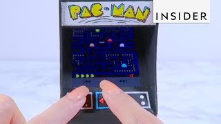Download Miniature PAC-MAN Art Video