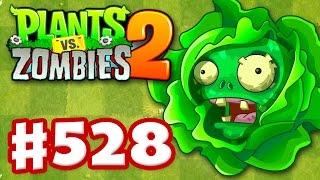 Download Plants vs. Zombies 2 - Gameplay Walkthrough Part 528 - Greens Pinatas! (iOS) Video