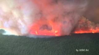Download Extreme Fire Behavior on the Tetlin Junction Ridge Fire (#414) on 8/16/13 Video