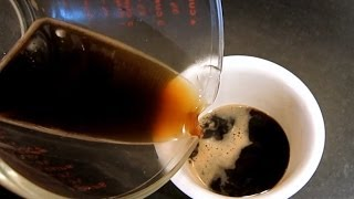 Download Home brew coffee without coffeemaker Video