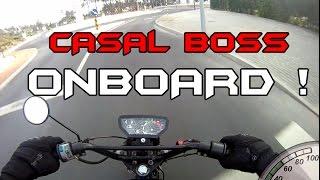 Download CASAL BOSS || Onboard ! :D Video