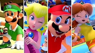 Download Mario Tennis Aces - All Character Entrance Animations Video