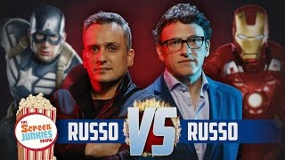 Download Russo Brothers Fantasy MCU Faceoff! Video