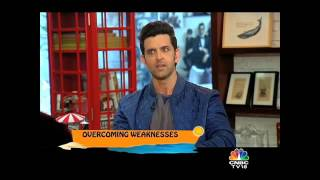Download Struggle Is A Gymn For The Brain: Hrithik Roshan Video