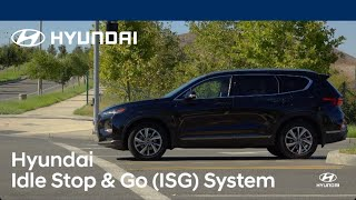 Download Overview of Idle Stop and Go in Hyundai Vehicles   Hyundai Video