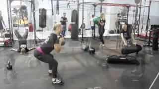 Download Woman Functional Training® Endurance Circuit Training Video
