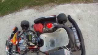 Download Kart Racing Migliaro 2014 crg tm racing 125ccm K9b mit kz10 zylinder Video