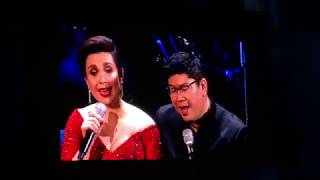Download LEA SALONGA AND HER BROTHER GERARD SALONGA EMOTIONAL DUET! Video