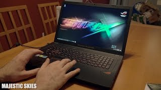 Download ASUS GL753VD Unboxing and First Impressions Video