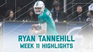Download Ryan Tannehill Comeback Win | Dolphins vs. Rams | NFL Week 11 Player Highlights Video