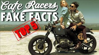 Download Top 5 Fake Facts about Cafe Racers Video