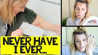 Download NEVER HAVE I EVER: GIRLY THINGS // Grace Helbig Video